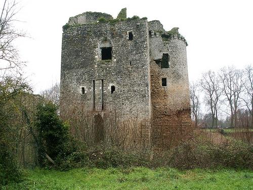Château de Machecoul